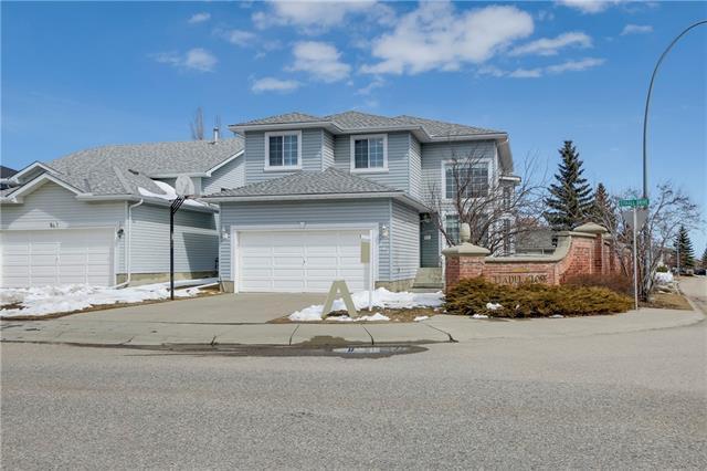 945 Citadel Drive NW, Calgary, AB T3G 4A4 (#C4178235) :: The Cliff Stevenson Group