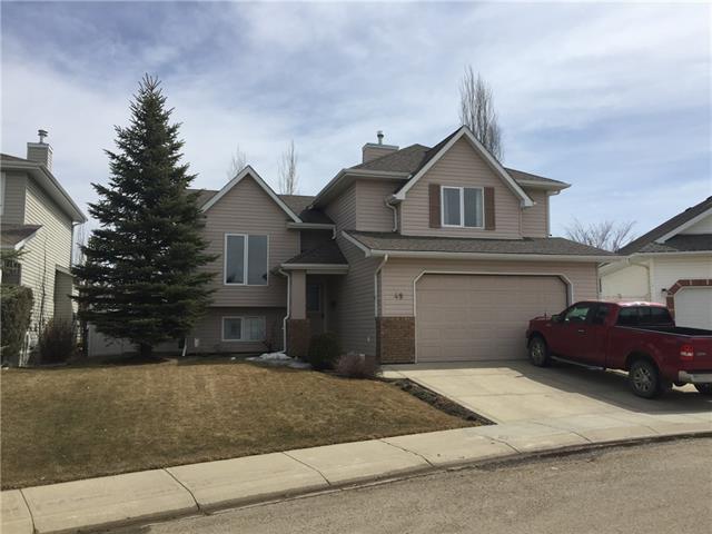 49 Asmundsen Avenue, Red Deer, AB T4R 2X6 (#C4178329) :: Redline Real Estate Group Inc