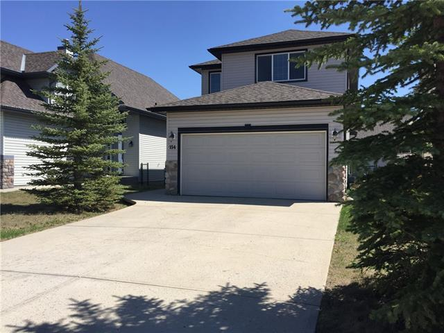 154 Bow Ridge Drive, Cochrane, AB T4C 1V7 (#C4178416) :: Redline Real Estate Group Inc