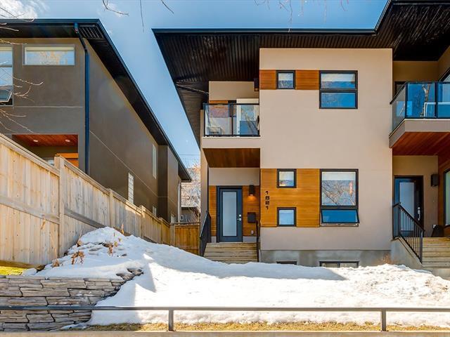1821 18 Street SW, Calgary, AB T2T 4T2 (#C4178448) :: The Cliff Stevenson Group