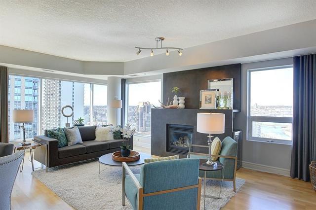 920 5 Avenue SW #2601, Calgary, AB T2P 5P6 (#C4178509) :: Redline Real Estate Group Inc