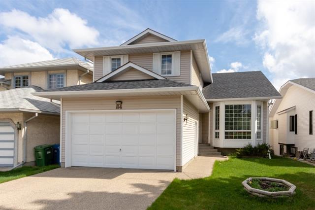 84 Sandringham Road NW, Calgary, AB T3K 3V8 (#C4178623) :: Redline Real Estate Group Inc