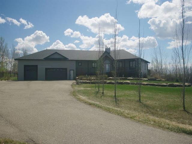 292221 Butte Hills Lane, Rural Rocky View County, AB T4A 0N8 (#C4178848) :: The Cliff Stevenson Group