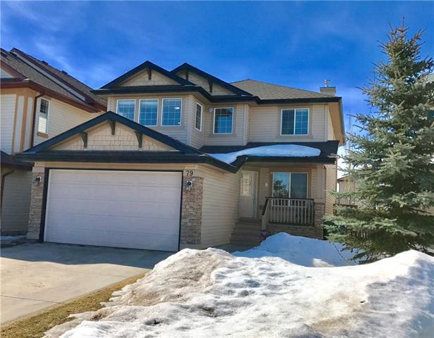 79 Chaparral Grove SE, Calgary, AB T2X 3W1 (#C4178903) :: Redline Real Estate Group Inc