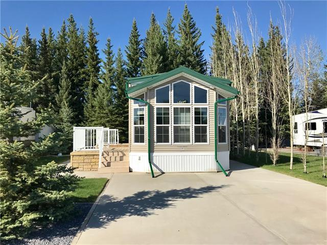 32379 Range Road 55 #180, Rural Mountain View County, AB T0M 0N0 (#C4179006) :: The Cliff Stevenson Group