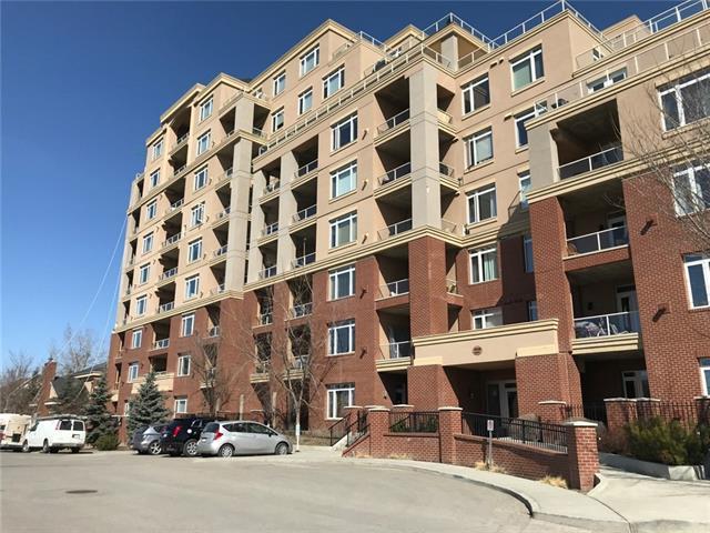 24 Hemlock Crescent SW #3305, Calgary, AB T3C 2Z1 (#C4179158) :: Redline Real Estate Group Inc
