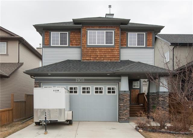 2930 Prairie Springs Grove SW, Airdrie, AB T4B 0E7 (#C4179503) :: Redline Real Estate Group Inc