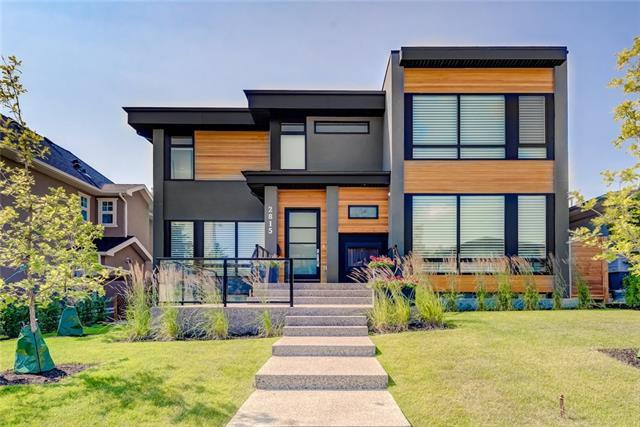 2815 12 Avenue NW, Calgary, AB T2N 1K9 (#C4180993) :: The Cliff Stevenson Group