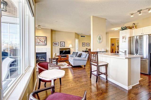 500 7 Street NW #206, High River, AB T1V 1T6 (#C4181026) :: Redline Real Estate Group Inc