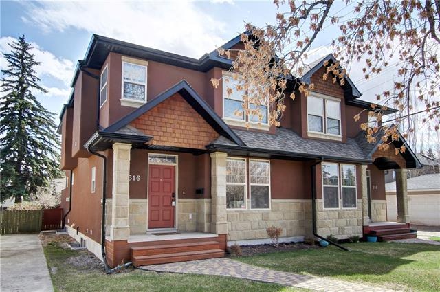516 34A Street NW, Calgary, AB T2N 2Y5 (#C4181974) :: The Cliff Stevenson Group