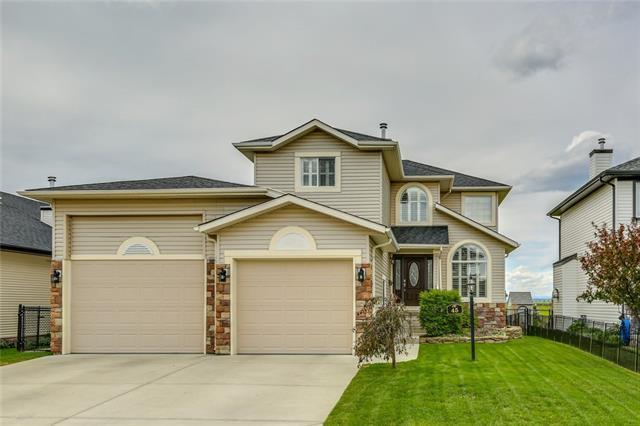 45 Sheep River Heights, Okotoks, AB T1S 2A1 (#C4182005) :: The Cliff Stevenson Group
