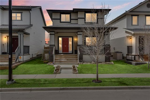 202 Reunion Heights NW, Airdrie, AB T4B 0J3 (#C4182057) :: Redline Real Estate Group Inc