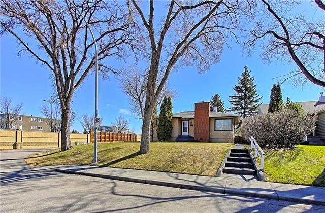 1632 9 Street NW, Calgary, AB T2M 3K1 (#C4182213) :: Redline Real Estate Group Inc