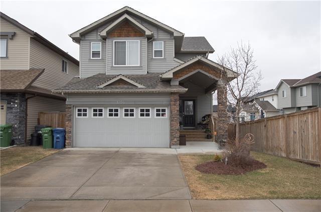 1054 Prairie Springs Hill(S) SW, Airdrie, AB T4B 0E7 (#C4182382) :: Redline Real Estate Group Inc