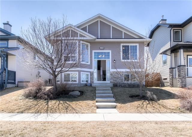 176 Stonegate Drive NW, Airdrie, AB T4B 3A2 (#C4182495) :: Tonkinson Real Estate Team