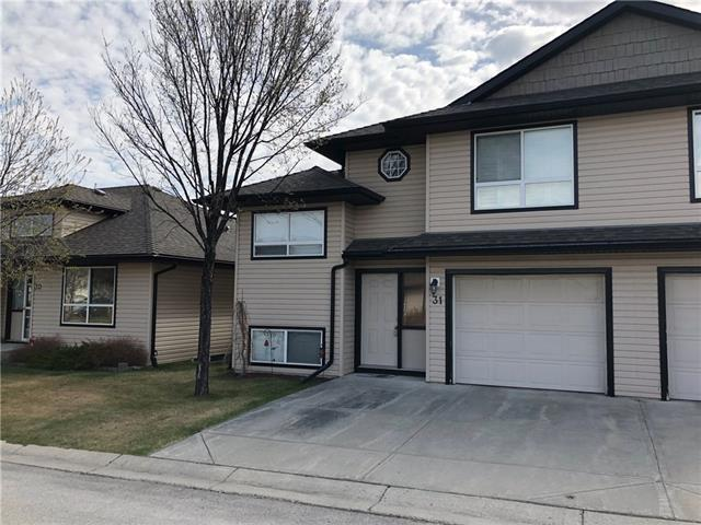 103 Fairways Drive NW #31, Airdrie, AB T4B 2Y5 (#C4182502) :: The Cliff Stevenson Group