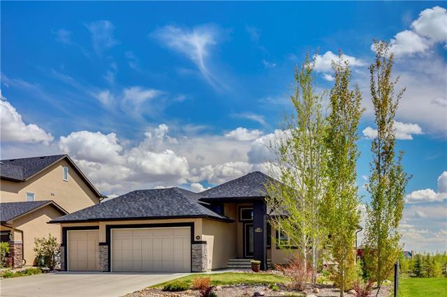 101 Drake Landing Manor, Okotoks, AB T1S 0E7 (#C4182820) :: Redline Real Estate Group Inc
