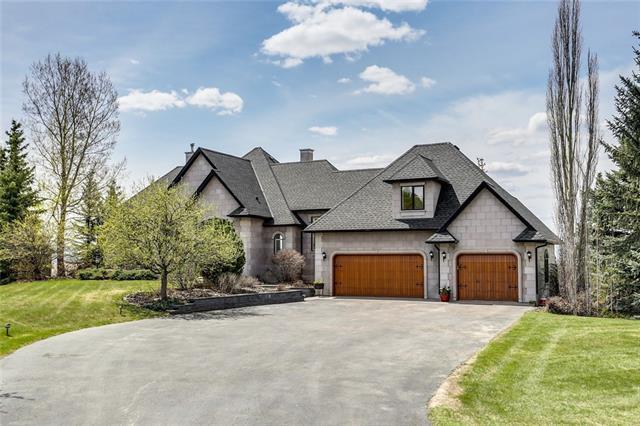 405 Pinnacle Ridge Place SW, Rural Rocky View County, AB T3Z 3N8 (#C4183066) :: Calgary Homefinders