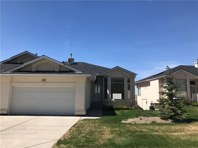 106 Eagleview Heights, Cochrane, AB T4C 1P7 (#C4183145) :: Redline Real Estate Group Inc