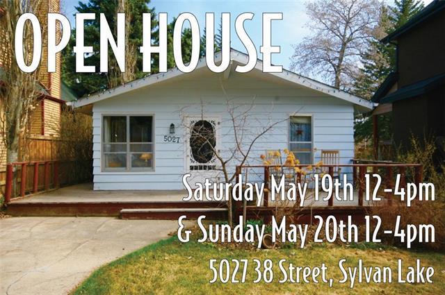 5027 38 Street, Sylvan Lake, AB T4S 1B6 (#C4183302) :: Redline Real Estate Group Inc