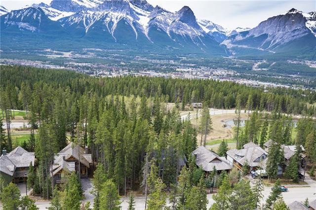 117 Silvertip Ridge, Canmore, AB T1W 3A8 (#C4183377) :: The Cliff Stevenson Group