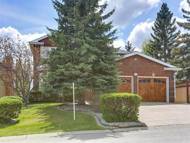170 Christie Knoll Heights SW, Calgary, AB T3H 2R7 (#C4183486) :: Calgary Homefinders