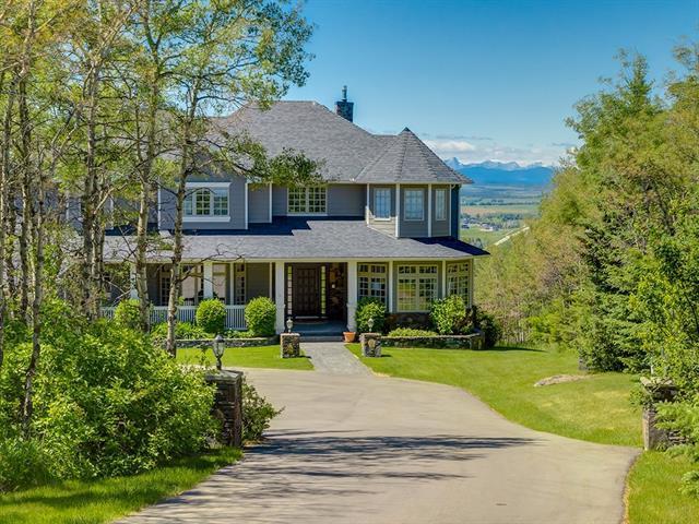 59 Westbluff Ridge, Rural Rocky View County, AB T3Z 3P2 (#C4183569) :: Redline Real Estate Group Inc