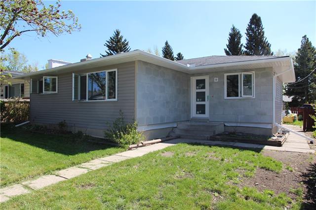 8 Bennett Crescent NW, Calgary, AB T2L 1R1 (#C4183854) :: Redline Real Estate Group Inc