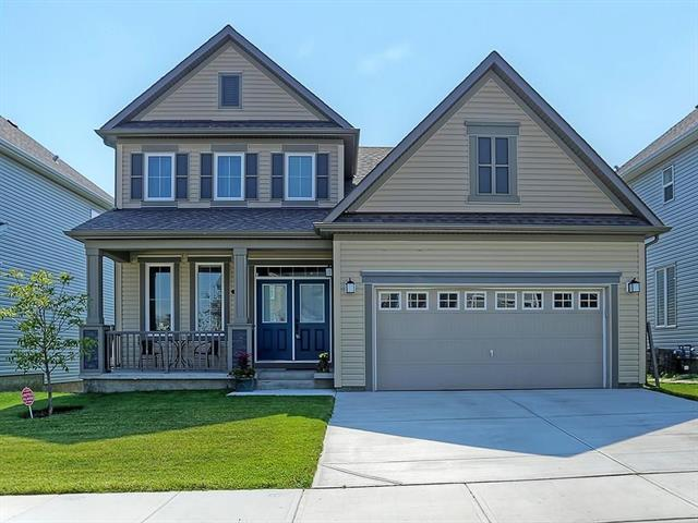 267 Lakepointe Drive, Chestermere, AB T1X 0R2 (#C4183949) :: Redline Real Estate Group Inc