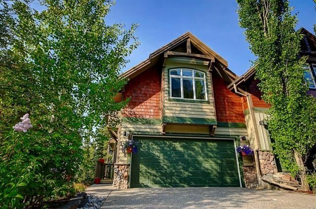 1108 Wilson Way, Canmore, AB T1W 3C4 (#C4183955) :: The Cliff Stevenson Group