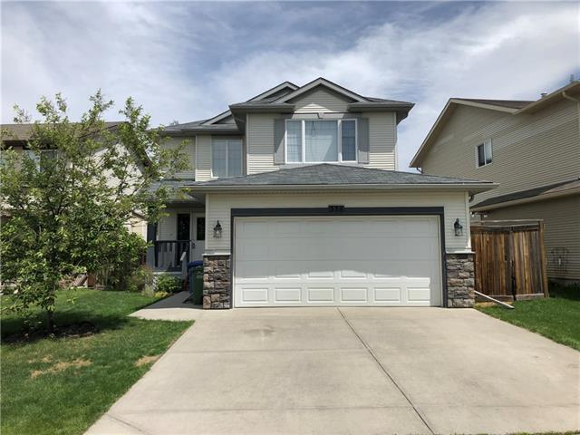338 Cimarron Boulevard, Okotoks, AB T1S 2L8 (#C4184032) :: The Cliff Stevenson Group