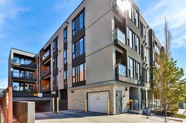 414 Meredith Road NE #304, Calgary, AB T2T 5A6 (#C4184352) :: The Cliff Stevenson Group