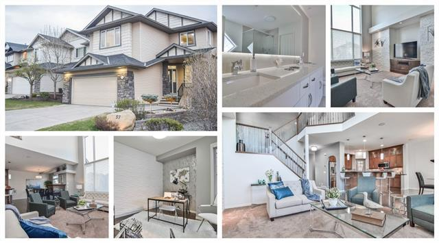 57 Crestmont Drive SW, Calgary, AB T3B 5X7 (#C4184383) :: Redline Real Estate Group Inc