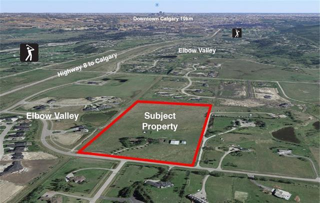 190 West Meadows Estates Road, Rural Rocky View County, AB T3C 3W2 (#C4184883) :: Redline Real Estate Group Inc