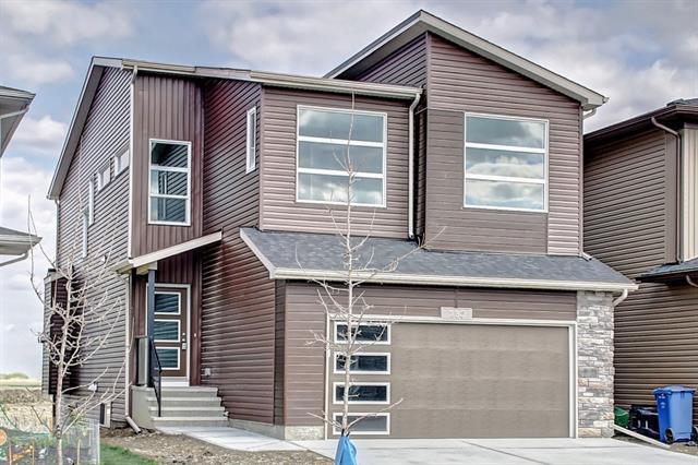 286 Cornerstone Manor NE, Calgary, AB T3N 1H4 (#C4184891) :: Redline Real Estate Group Inc