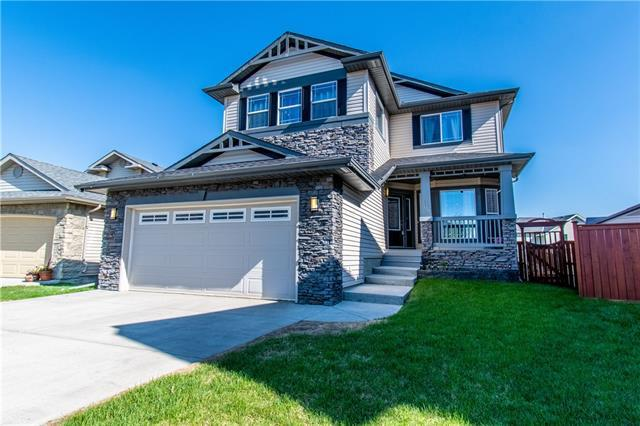 308 Crimson Close, Chestermere, AB T1X 1S5 (#C4184970) :: Redline Real Estate Group Inc