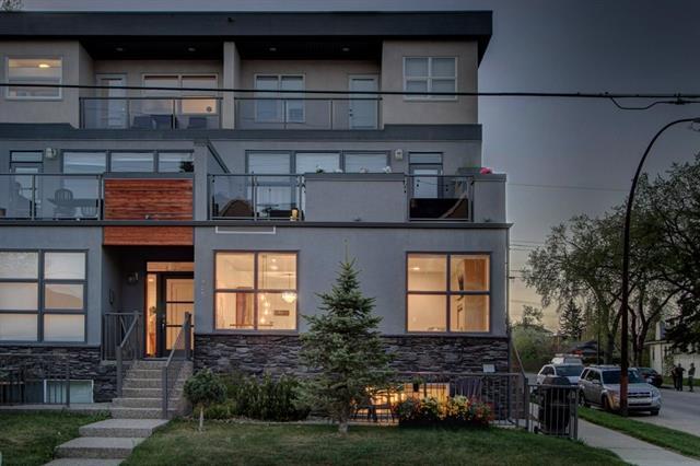 3439 17 Street SW, Calgary, AB T2T 2B8 (#C4185284) :: Canmore & Banff