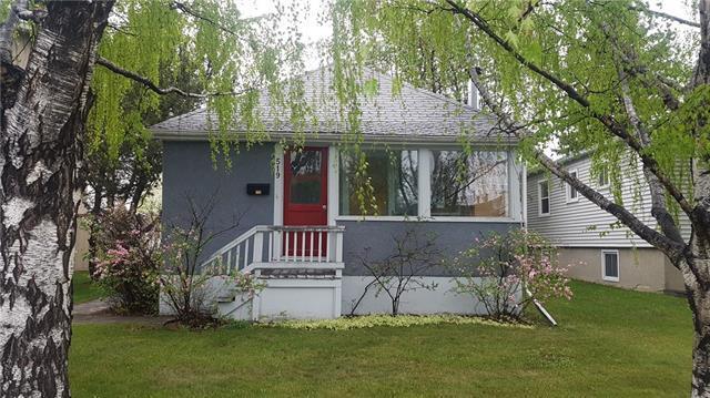 519 22 Avenue NW, Calgary, AB T2M 1N5 (#C4185341) :: Redline Real Estate Group Inc