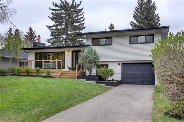 7704 7 Street SW, Calgary, AB T2V 1G4 (#C4185344) :: The Cliff Stevenson Group