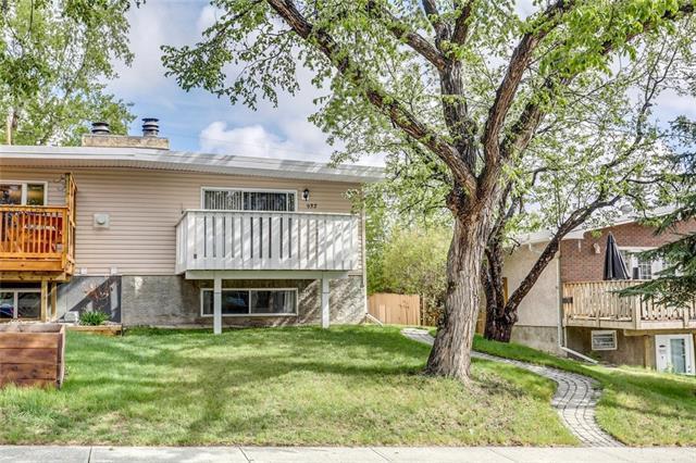 932 31 Avenue NW, Calgary, AB T2K 0A5 (#C4185764) :: Redline Real Estate Group Inc