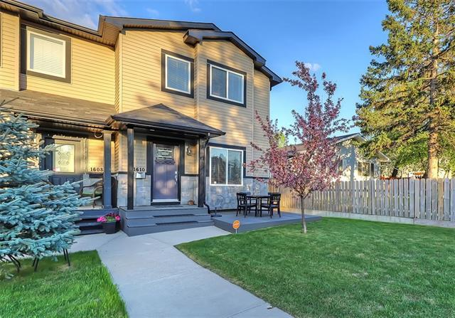 1610 43 Street SW, Calgary, AB T3C 2A4 (#C4186131) :: The Cliff Stevenson Group