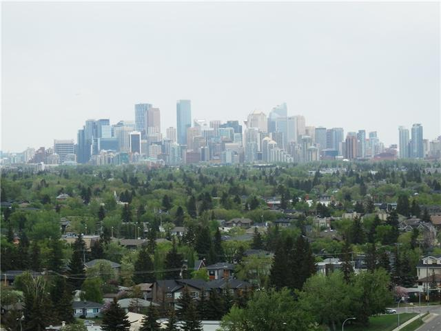 145 Point Drive NW #1907, Calgary, AB T3B 4W1 (#C4186383) :: The Cliff Stevenson Group