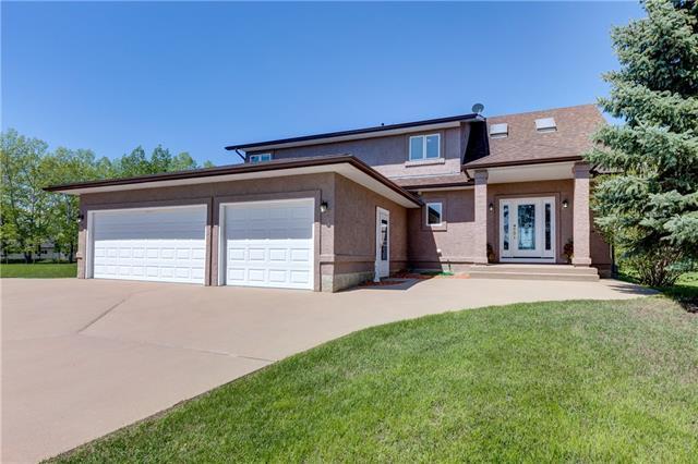 85002 210 Avenue W, Rural Foothills M.D., AB T1S 5G6 (#C4186393) :: Redline Real Estate Group Inc