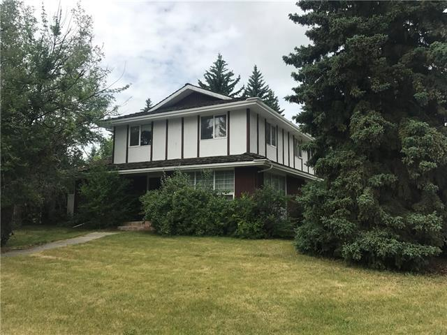 2806 Linden Drive SW, Calgary, AB T3E 6C2 (#C4186733) :: Redline Real Estate Group Inc
