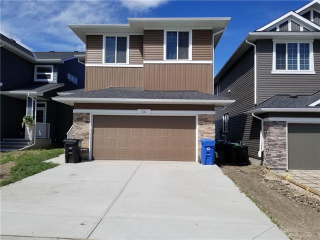 24 Red Sky Green NE, Calgary, AB T3N 0V5 (#C4187551) :: The Cliff Stevenson Group