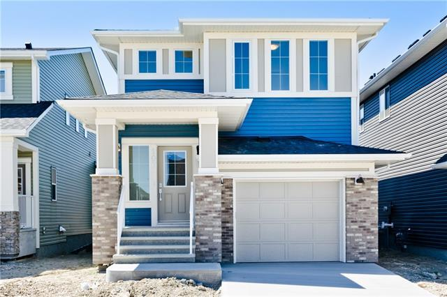 107 Bayview Circle SW, Airdrie, AB T4B 4H4 (#C4188191) :: The Cliff Stevenson Group
