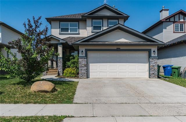 221 West Lakeview Drive, Chestermere, AB T1X 1S1 (#C4188453) :: Redline Real Estate Group Inc