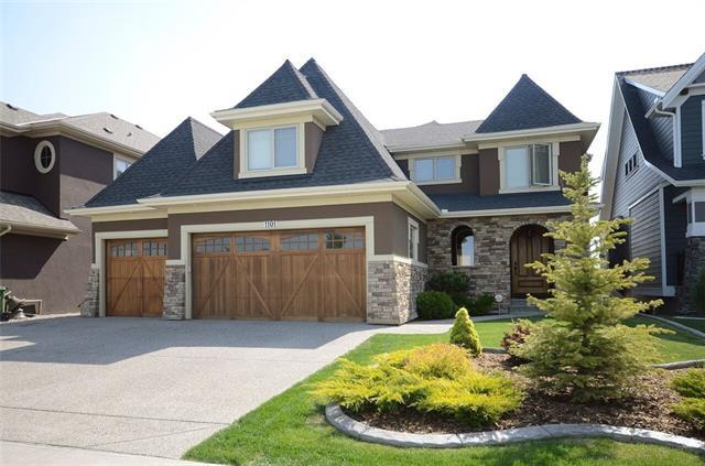 1101 Coopers Drive SW, Airdrie, AB T4B 0Z8 (#C4189792) :: The Cliff Stevenson Group