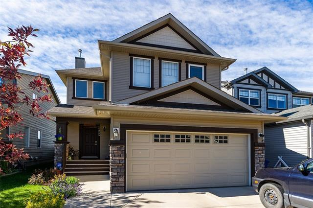 2324 Sagewood Heights SW, Airdrie, AB T4B 3N7 (#C4190293) :: The Cliff Stevenson Group