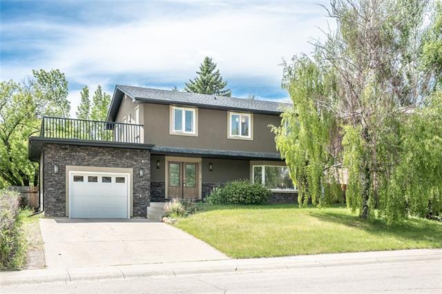 2307 Usher Road NW, Calgary, AB T2N 4E2 (#C4190576) :: Carolina Paredes - RealHomesCalgary.com